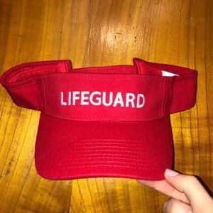 Accessories - Lifeguard visor
